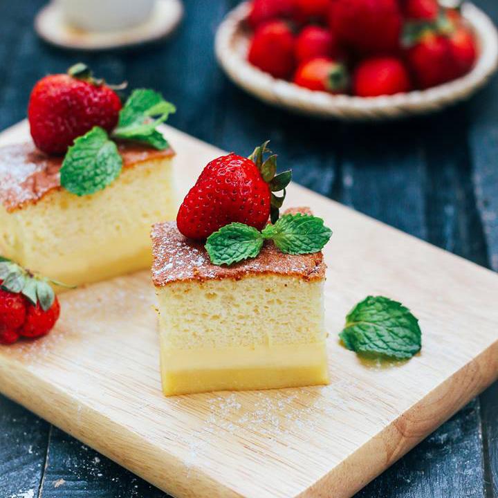 Cách làm bánh Magic cake - Bánh ma thuật 3 tầng-98 cách làm bánh magic cake Cách làm bánh Magic cake – bánh ma thuật 3 tầng cach lam banh Magic cake banh ma thuat 3 tang