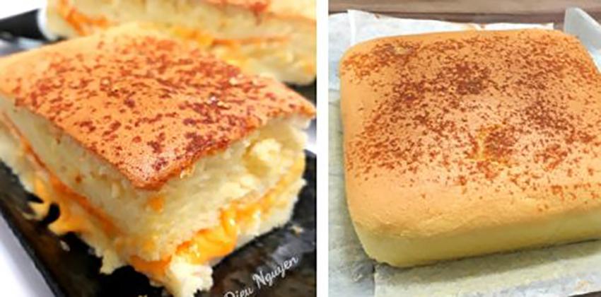 Cách làm bánh bông lan phô mai Đài Loan ngon lạ miệng -34 cách làm bánh bông lan phô mai Đài loan Cách làm bánh bông lan phô mai Đài Loan ngon lạ miệng cach lam banh bong lan pho mai Dai Loan ngon la mieng 11