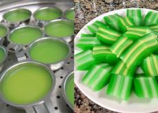 Cách làm bánh da lợn nước cốt dừa thơm nức mũi-45