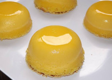 Cách làm bánh Flan dừa trứng theo công thức Chef Bernard nổi tiếng nước Pháp-1