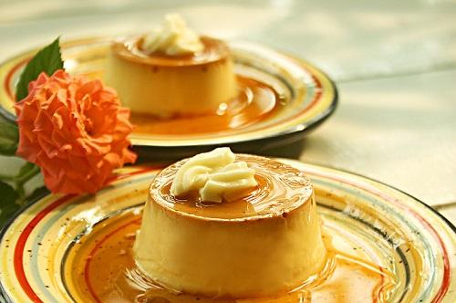Cách làm bánh kem flan béo ngậy ngọt mát hấp dẫn chào hè-46 cách làm bánh flan dừa Cách làm bánh Flan dừa trứng theo công thức Chef Bernard nổi tiếng cach lam banh kem flan beo ngay ngot mat hap dan chao he 5