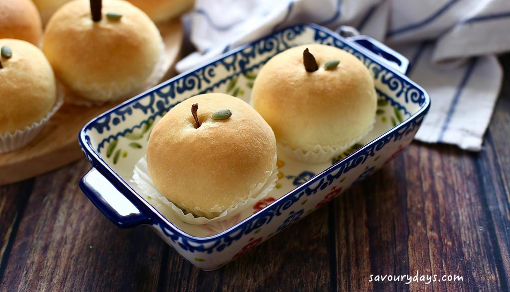 Cách làm bánh mì táo vàng ươm mềm thơm cho bữa sáng-567 cách làm bánh mì táo Cách làm bánh mì táo vàng ươm mềm thơm cho bữa sáng cach lam banh mi tao vang uom mem thom hap dan 3 1024x587