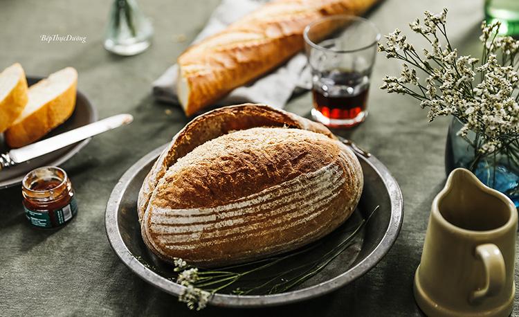 Cách làm bánh mì thực dưỡng cho người ăn kiêng-2 cách làm bánh mì thực dưỡng Cách làm bánh mì thực dưỡng cho người ăn kiêng cach lam banh mi thuc duong cho nguoi an kieng 1