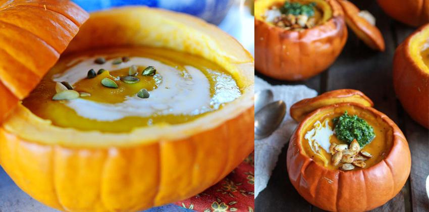 cách nấu súp bí ngô cách nấu súp bí ngô Cách nấu súp bí ngô ngon tuyệt cho Halloween cach nau sup bi ngo cho bua tiec halloween 13