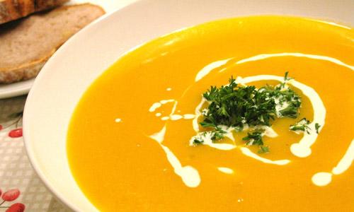 Cách nấu súp bí ngô cho bữa tiệc Halloween thêm ấm áp-1 cách nấu súp bí ngô Cách nấu súp bí ngô ngon tuyệt cho Halloween cach nau sup bi ngo cho bua tiec halloween