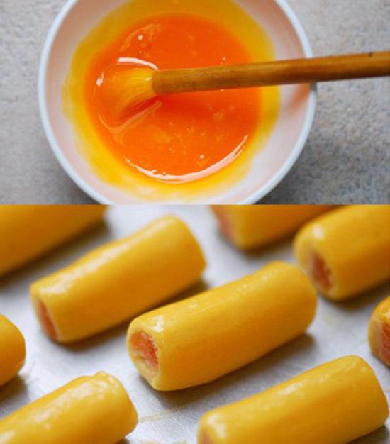 Độc đáo với cách làm bánh dứa cuộn hương vị Đài Loan -67 cách làm bánh dứa Độc đáo với cách làm bánh dứa cuộn hương vị Đài Loan doc dao voi cach lam banh dua cuon Dai Loan