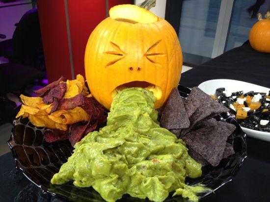 """Gợi ý thực đơn Halloween hấp dẫn-843 thực đơn halloween Thực đơn Halloween """"rùng rợn"""" đố bạn dám ăn goi y thuc don Halloween hap dan 4"""