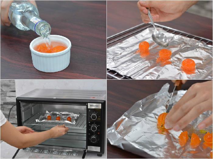 Cách làm hot dog phô mai chà bông trứng muối có một không hai-56 cách làm hot dog Cách làm hot dog phô mai nhân chà bông trứng muối có 1-0-2 Cach lam hot dog nhan pho mai cha bong trung muoi co mot khong hai 14