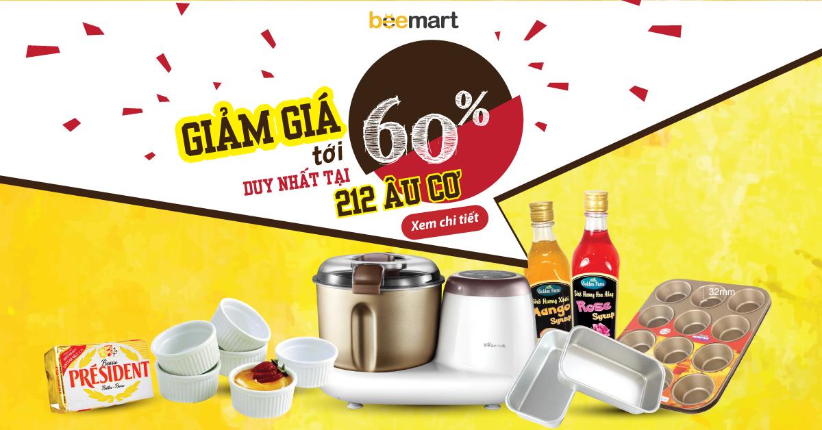 Black Friday 2017 Vietnam black friday 2017 vietnam Black Friday 2017 Vietnam: Beemart SALE SẬP SÀN – HÀNG NGÀN QUÀ TẶNG!!! SaleAuCo 1200x628px