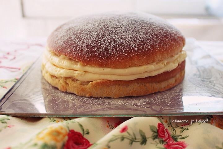 Cách làm bánh Tropézienne - hương vị bánh đặc trưng nước Pháp-1 cách làm bánh tropézienne Cách làm bánh Tropézienne – hương vị bánh đặc trưng nước Pháp cach lam banh Trop  zienne huong vi banh dac trung nuoc phap 1