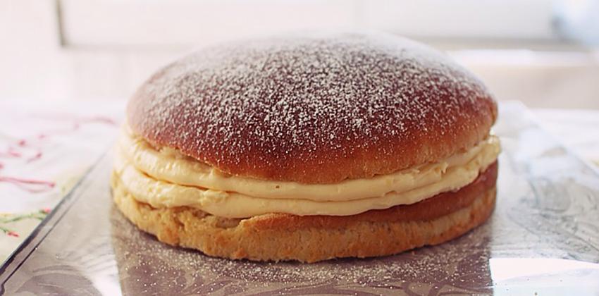 Cách làm bánh Tropézienne - hương vị bánh đặc trưng nước Pháp-68 cách làm bánh tropézienne Cách làm bánh Tropézienne – hương vị bánh đặc trưng nước Pháp cach lam banh Trop  zienne huong vi banh dac trung nuoc phap 12