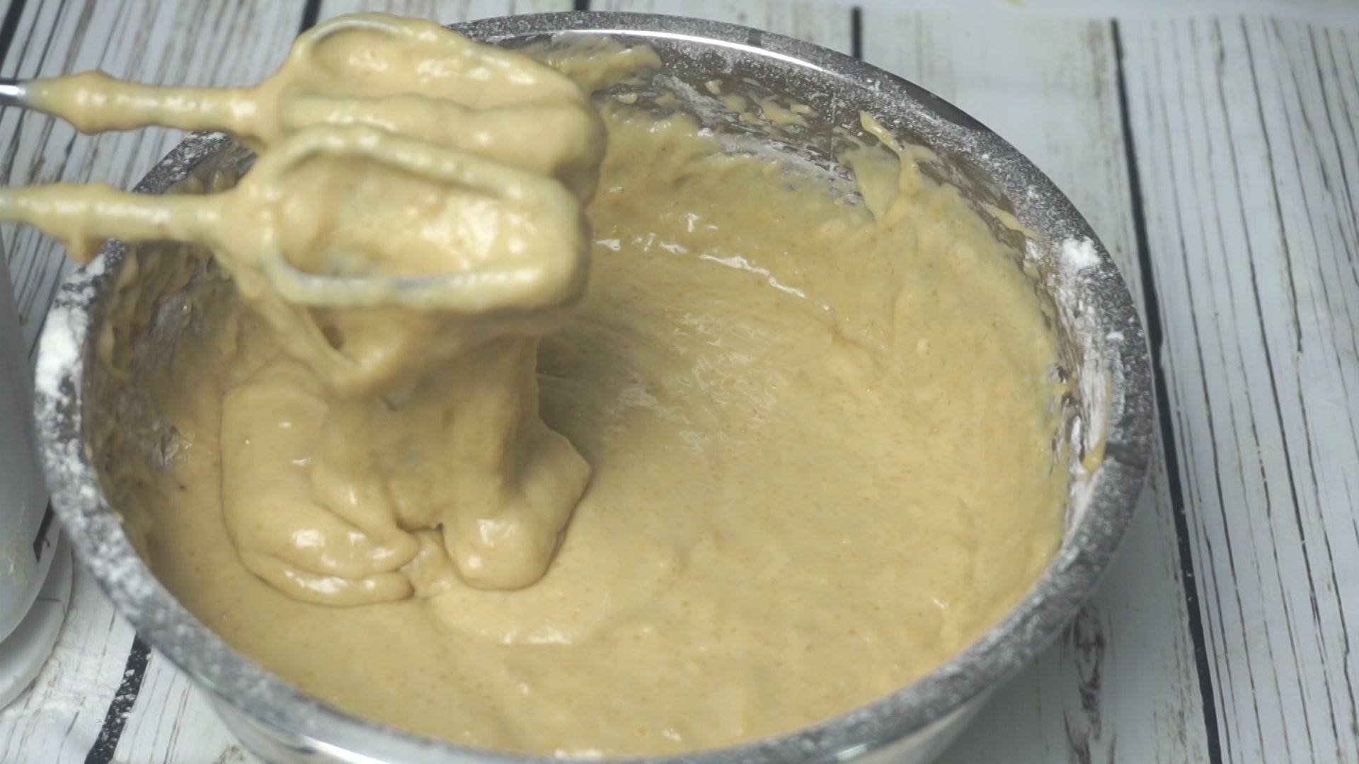 Cách làm bánh bông lan chuối thơm ngon bổ dưỡng cho bữa sáng gia đình-6 cách làm bánh bông lan chuối Siêu ngon với cách làm bánh bông lan chuối bổ dưỡng cho bữa sáng cach lam banh bong lan chuoi thom ngon bo duong cho bua sang gia dinh 4