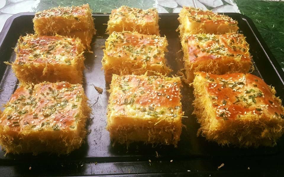 Cách làm bánh mì chà bông sốt bơ thơm ngon khó cưỡng-1 cách làm bánh mì chà bông sốt bơ Phát cuồng với cách làm bánh mì chà bông sốt bơ thơm ngon khó cưỡng cach lam banh mi cha bong sot bo 3