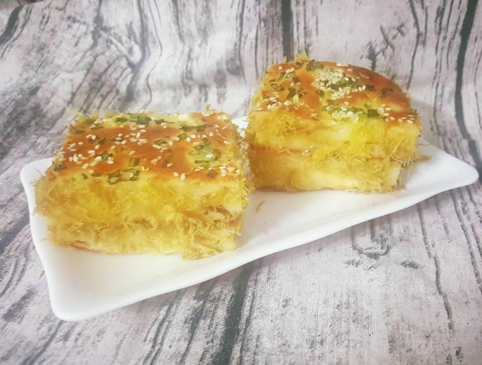 Cách làm bánh mì chà bông sốt bơ thơm ngon khó cưỡng-3565 cách làm bánh mì chà bông sốt bơ Phát cuồng với cách làm bánh mì chà bông sốt bơ thơm ngon khó cưỡng cach lam banh mi cha bong sot bo 7
