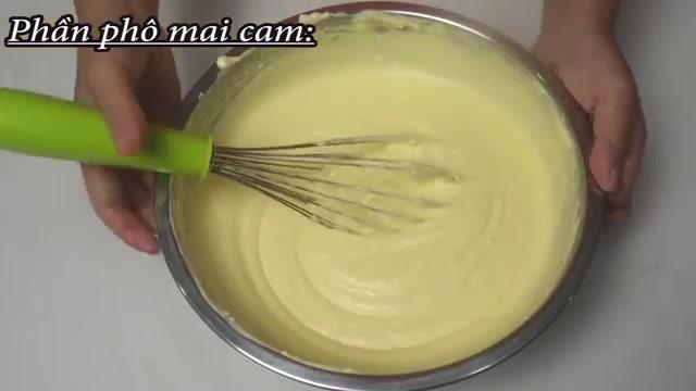 Cách làm bánh phô mai cam không cần lò nướng-56  Cách làm bánh phô mai cam không cần lò nướng cach lam banh pho mai cam khong can lo nuong 6