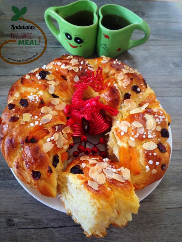 Cách làm bánh Tropézienne hương vị đặc trưng nước Pháp -88 cách làm bánh tropézienne Cách làm bánh Tropézienne – hương vị bánh đặc trưng nước Pháp hoc cach lam banh Kingss ring mon banh truyen thong Tay Ban Nha