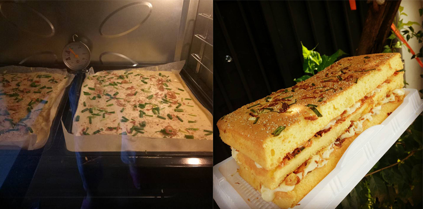 Cách làm bánh bông lan cuộn đậu xanh chà bông hành phi thơm nức mũi-67 cách làm bánh bông lan cuộn Cách làm bánh bông lan cuộn đậu xanh chà bông hành phi thơm nức mũi cach lam banh bong lan cuon dau xanh cha bong hanh phi thom nuc mui 23