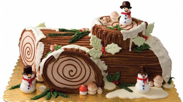 Cách làm bánh Giáng sinh không cần lò nướng cách làm bánh pancake giáng sinh Ngộ nghĩnh cách làm bánh Pancake Giáng sinh yêu đừng hỏi cach lam banh giang sinh khong can lo nuong 1 1