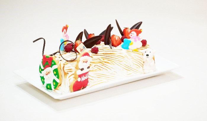 Cách làm bánh khúc cây kem bơ cho mùa Giáng sinh-46 cách làm bánh quy bơ giáng sinh Cách làm bánh quy bơ Giáng sinh đơn giản cho mọi người cach lam banh khuc cay kem bo cho mua giang sinh 10