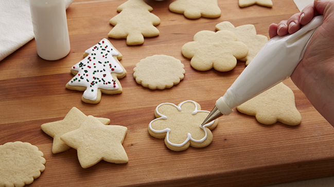 Các bước làm bánh quy trang trí đường cho người mới bắt đầu-56 cách làm bánh quy trang trí đường Cách làm bánh quy trang trí đường cực yêu cho Noel cach lam banh quy trang tri duong cho nguoi moi bat dau