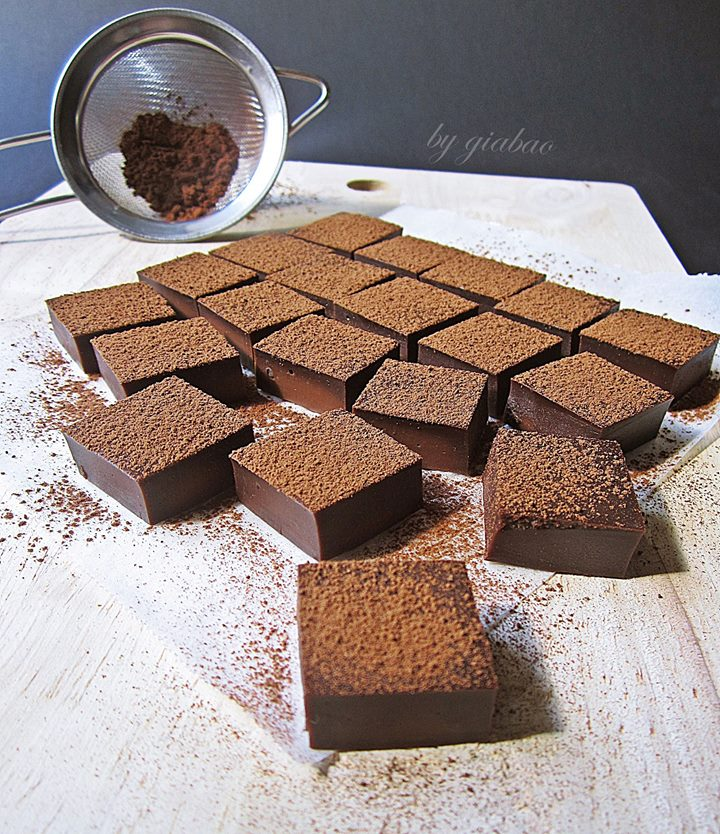 Cách làm socola từ milo-3453 cách làm socola từ milo Ngon ngọt mê ly cách làm socola từ milo cach lam nama chocolate deo doc dao 4 1