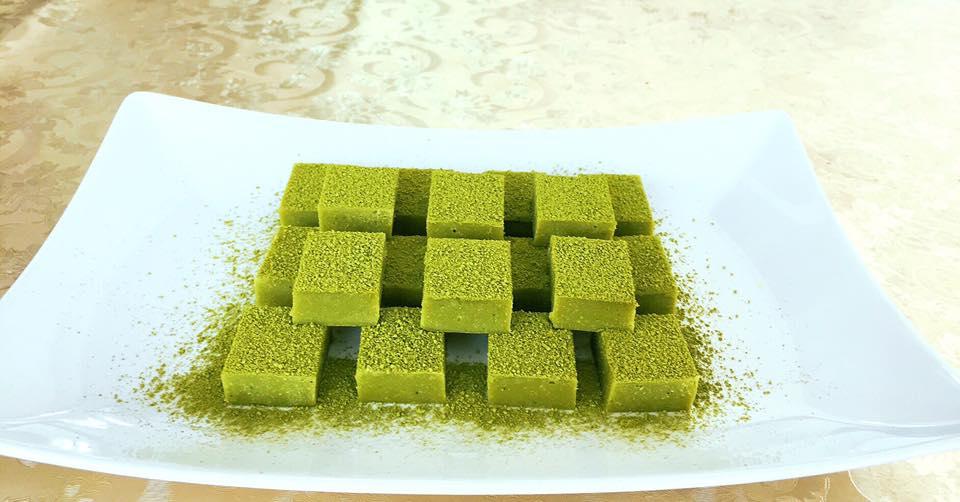 Cách làm sôcôla tươi trà xanh-75754 cách làm socola tươi trà xanh Cách làm socola tươi trà xanh tặng người thân yêu cach lam socola tuoi tra xanh 1
