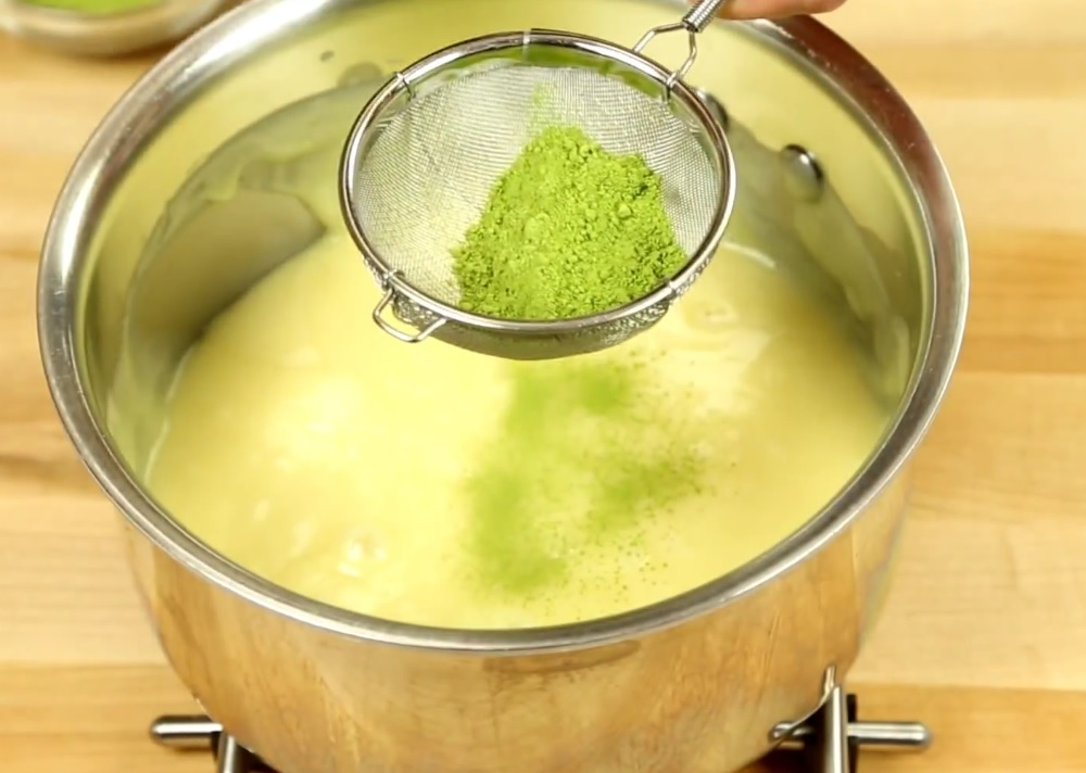 Cách làm sôcôla tươi trà xanh-67 cách làm socola tươi trà xanh Cách làm socola tươi trà xanh tặng người thân yêu cach lam socola tuoi tra xanh 7