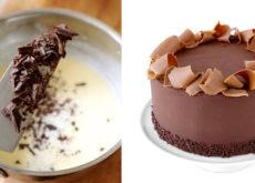 Cách phủ socola lên bánh kem-543 cách phủ socola lên bánh kem Cách phủ socola lên bánh kem đơn giản mà đẹp cach phu socola len banh kem 67 230x165