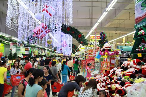 Gợi ý địa chỉ mua đồ trang trí Giáng sinh giá rẻ tại Hà Nội và TP.HCM-567 đồ trang trí giáng sinh giá rẻ Mách bạn địa chỉ mua đồ trang trí Giáng sinh giá rẻ tại Hà Nội và TP.HCM goi y dia chi mua do trang tri giang sinh gia re 3