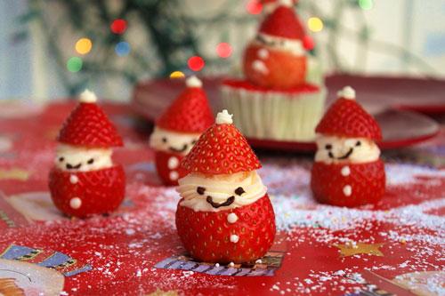 món ăn Giáng sinh dễ làm 2 món ăn giáng sinh dễ làm 9 món ăn Giáng sinh dễ làm nhất cho mọi người mon an giang sinh de lam 1