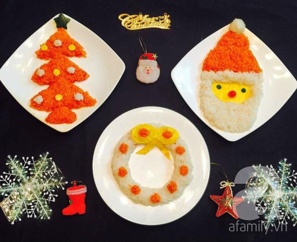 món ăn Giáng sinh dễ làm món ăn giáng sinh dễ làm 9 món ăn Giáng sinh dễ làm nhất cho mọi người mon an giang sinh de lam 2