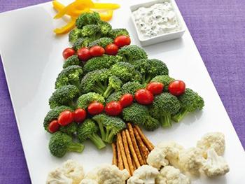 Khám phá món ăn Giáng sinh của các nước trên thế giới