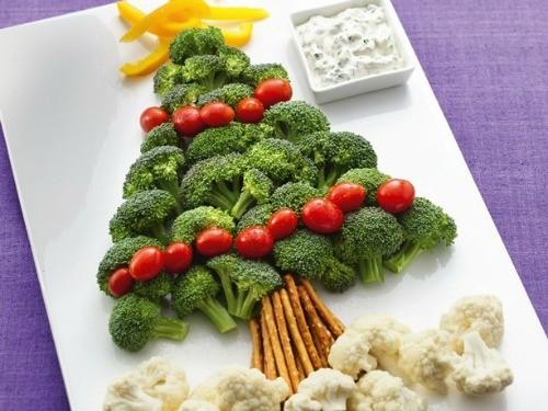 món ăn Giáng sinh dễ làm 4 món ăn giáng sinh dễ làm 9 món ăn Giáng sinh dễ làm nhất cho mọi người mon an giang sinh de lam 4