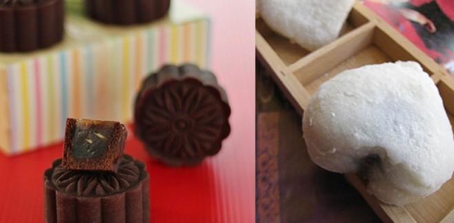 cách làm bánh trung thu nhân socola 1 cách làm socola Cách làm socola với sữa đặc siêu nhanh, siêu dễ cach lam banh trung thu nhan socola 1