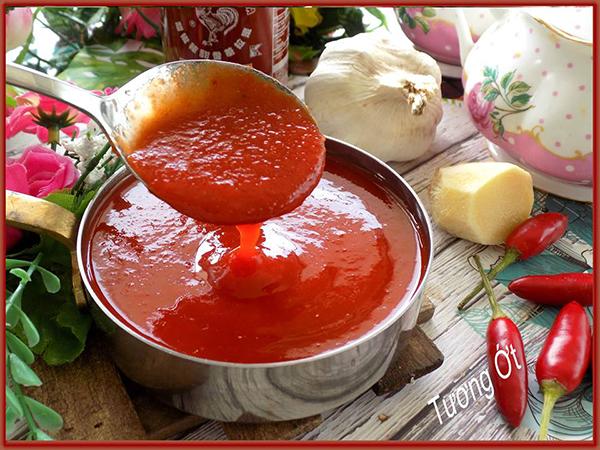 cách làm tương ớt sriracha cách làm tương ớt sriracha Cách làm tương ớt Sriracha ngon chuẩn vị như ngoài hàng cach lam tuong ot sriracha 1