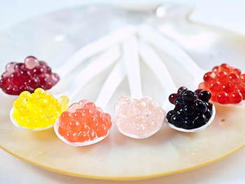 màu thực phẩm từ thiên nhiên Cách tạo màu thực phẩm từ thiên nhiên và một số lưu ý khi sử dụng tu hoc cach lam tran chau du sac mau tu rau cu qua 4