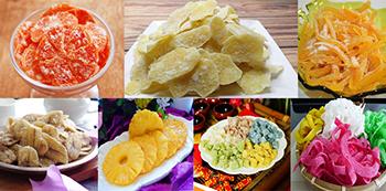 10 loại bánh ngon ngày Tết hấp dẫn trong bữa ăn người Việt