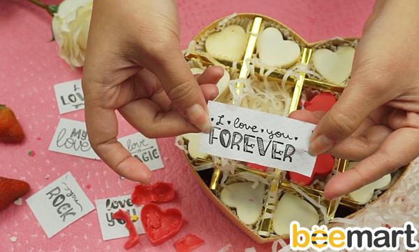 cách làm socola valentine cách làm socola valentine 2 cách làm socola Valentine đơn giản tạo bất ngờ cho người ấy Untitled