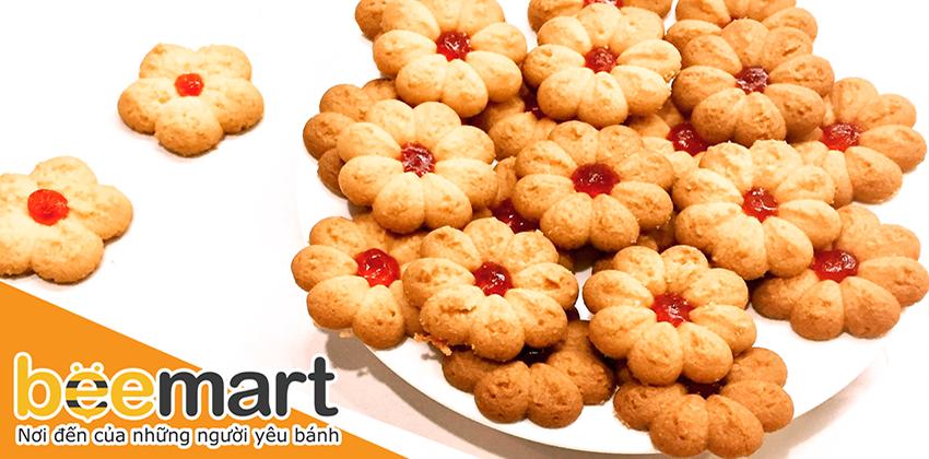 bánh quy phô mai bánh quy phô mai Cách làm bánh quy phô mai nhân mứt dâu thơm ngon, giòn rụm banh quy pho mai