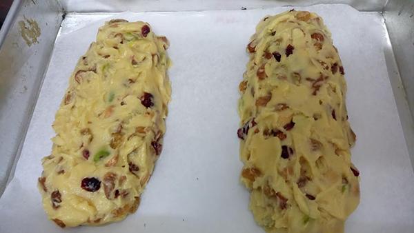 cách làm bánh biscotti cách làm bánh biscotti Cách làm bánh biscotti thơm bùi hòa quyện rực rỡ đón Tết cach lam banh biscotti 2
