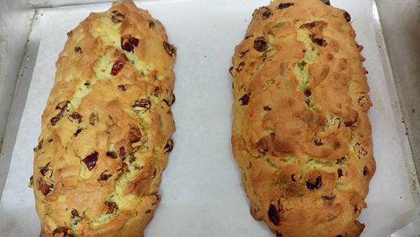 cách làm bánh biscotti cách làm bánh biscotti Cách làm bánh biscotti thơm bùi hòa quyện rực rỡ đón Tết cach lam banh biscotti 5