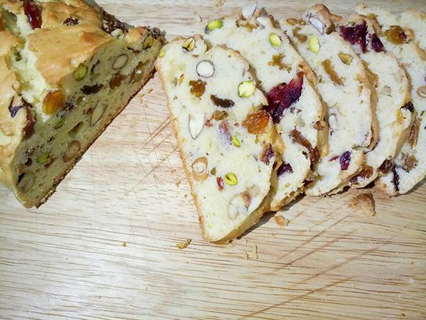 cách làm bánh biscotti cách làm bánh biscotti Cách làm bánh biscotti thơm bùi hòa quyện rực rỡ đón Tết cach lam banh biscotti 9