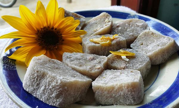 Cách làm bánh lăn Quảng Nam cách làm bánh lăn quảng nam Cách làm bánh lăn Quảng Nam hương vị truyền thống thơm bùi hòa quyện cach lam banh lan quang nam 10