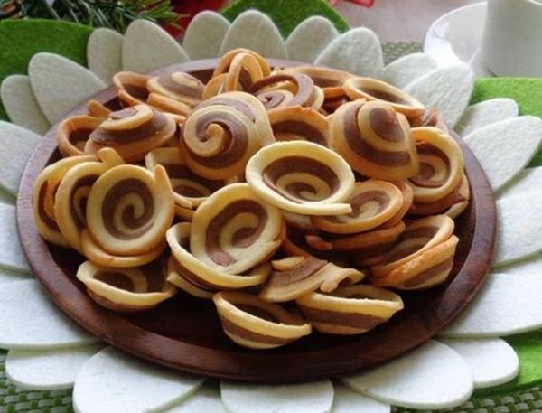 bánh ngon ngày Tết bánh ngon ngày tết 10 loại bánh ngon ngày Tết hấp dẫn trong bữa ăn người Việt cach lam banh tai heogion rum cuc ngon nho ve tuoi tho 7