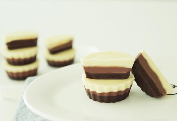 cách làm socola nhiều màu cách làm socola nhiều màu Cách làm socola nhiều màu làm quà tặng Valentine rực rỡ cach lam socola nhieu mau 2