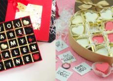 cách làm socola valentine cách làm socola valentine 2 cách làm socola Valentine đơn giản tạo bất ngờ cho người ấy cach lam socola valentine 1 230x165