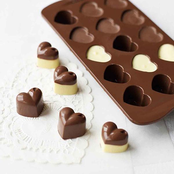 cách làm socola valentine cách làm socola valentine 2 cách làm socola Valentine đơn giản tạo bất ngờ cho người ấy cach lam socola valentine 1
