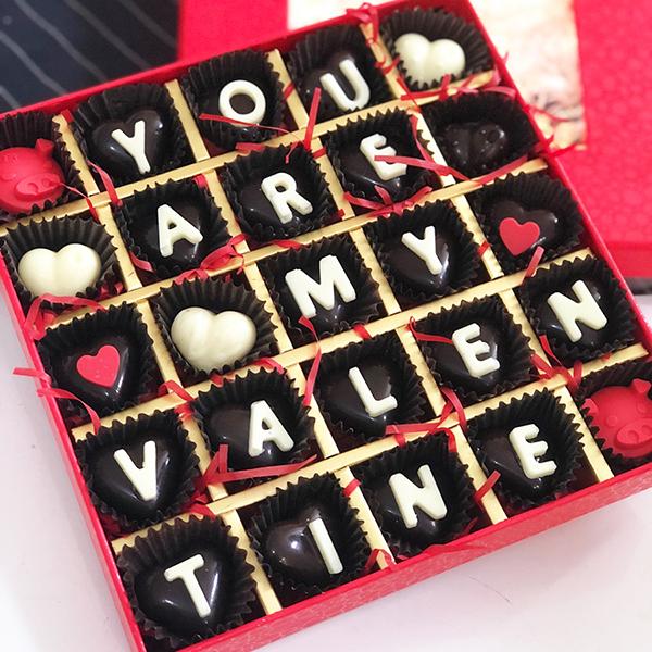cách làm socola valentine cách làm socola valentine 2 cách làm socola Valentine đơn giản tạo bất ngờ cho người ấy cach lam socola valentine 2