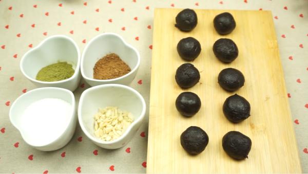 """cách làm socola viên Cách làm socola viên siêu lãng mạn đốn tim """"crush"""" ngày Valentine cach lam socola vien 1 1 e1518161612466"""
