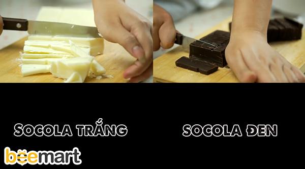 "cách làm socola viên cách làm socola viên Cách làm socola viên siêu lãng mạn đốn tim ""crush"" ngày Valentine cach lam socola vien 4"